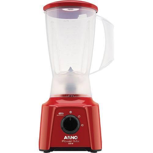 Liquidificador 2V Arno Power Mix LQ11/LN2805B3 (vermelho)