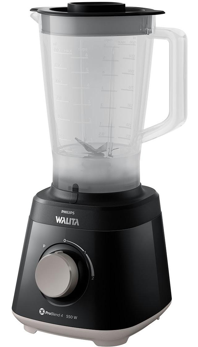 Liquidificador 2V Walita Problend 4 RI2110/91 (preto)