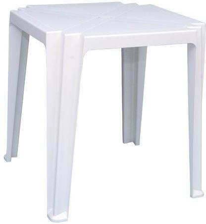 Mesa Quadrada Plastica Tramontina Tambau 92314/010 (branco)