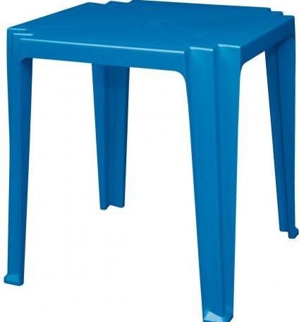 Mesa Quadrada Plastica Tramontina Tambau 92314/070 (azul)