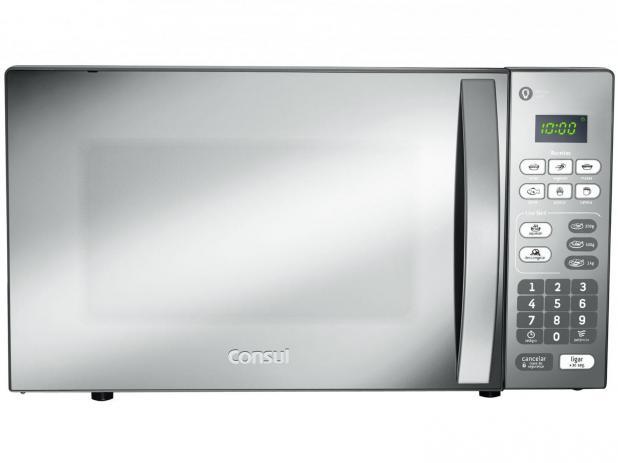 Micro-ondas 20L Consul CM020BFANA (cinza)