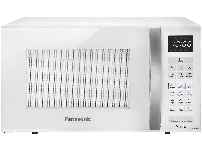 Micro-ondas 25L Panasonic PICCOLO NN-ST35HWRUN (branco)