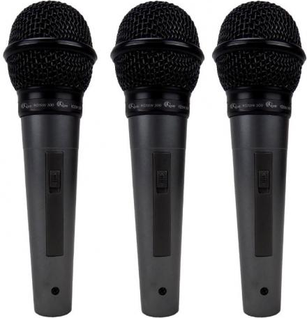 Microfone com Fio Kadosh KDS-300KIT