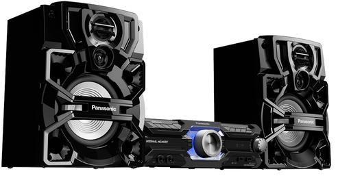 Mini System Panasonic SC-AKX710LBK (1800w rms)