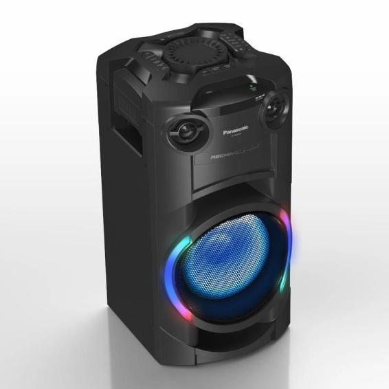 Mini System Torre Panasonic SC-TMAX20LBK