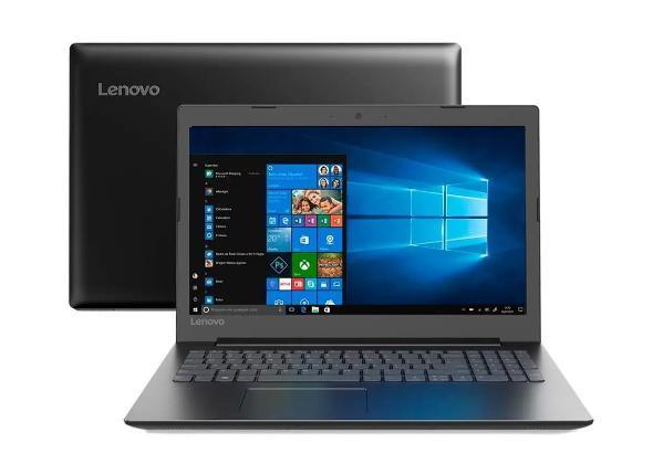 Notebook Lenovo 81G70004BR (cinza)