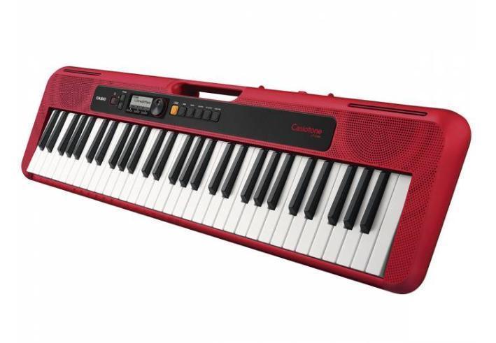 Orgão Musical Casio CT-S200RDC2-BR (vermelho)