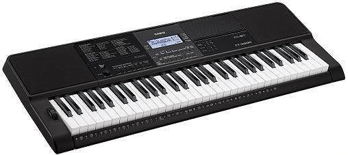 Orgão Musical Casio CT-X800 (preto)