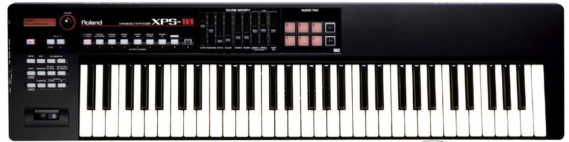 Orgão Musical Roland Sintetizador XPS-10