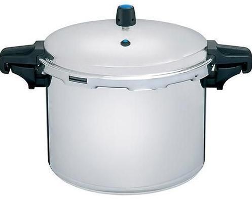 Panela de Pressao FE Polida 15L Nigro Eterna 097167 (aluminio)