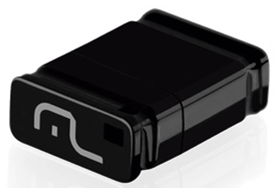 Pen Drive 8GB  Multilaser Nano PD053  (preto)
