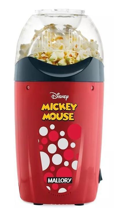 Pipoqueira  Mallory Disney Mickey B98700141 (vermelho)