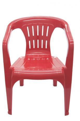 Poltrona Plastico Tramontina Atalaia 92210/040 (vermelho)