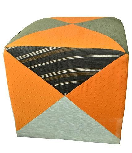 Puff Herval MH-3752 Patchwork