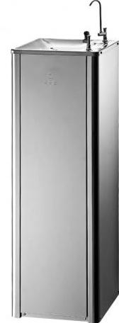 Purificador de Coluna IBBL Puripress-40 64031001 (inox)