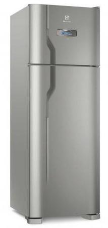 Refrigerador Duplex Frost Free 310L Electrolux TF39S (platinum)