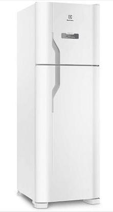 Refrigerador Duplex Frost Free 371L Electrolux DFN41 (branco)