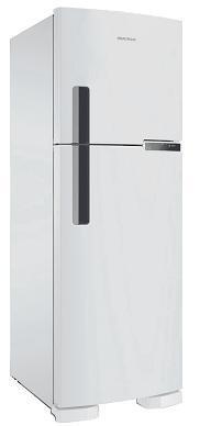 Refrigerador Duplex Frost Free 375L Brastemp BRM44HBANA (branco)