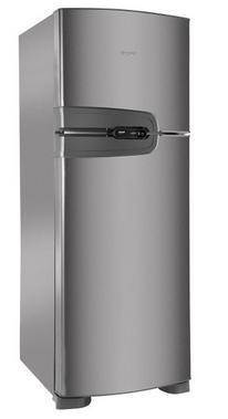 Refrigerador Duplex Frost Free 386L Consul CRM43NKANA (platinum)