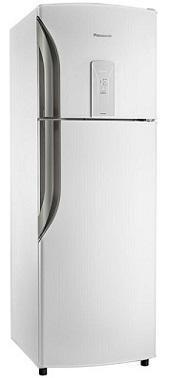Refrigerador Duplex Frost Free 387L Panasonic NR-BT40BD1WA (branco)