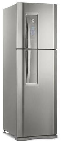 Refrigerador Duplex Frost Free 402L Electrolux DF44S (platinum)