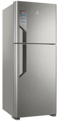 Refrigerador Duplex Frost Free 431L Electrolux TF55S (platinum)