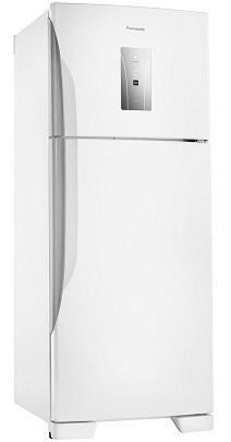 Refrigerador Duplex Frost Free 435L Panasonic Econavi NR-BT50BD3WA (branco)