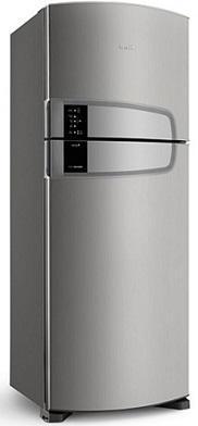 Refrigerador Duplex Frost Free 437L Consul CRM55AKANA (platinum)