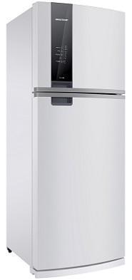 Refrigerador Duplex Frost Free 462L Brastemp BRM56ABANA (branco)