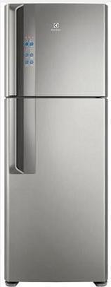 Refrigerador Duplex Frost Free 474L Electrolux DF56S (platinum)
