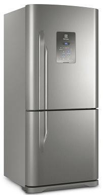 Refrigerador Duplex Frost Free 598L Electrolux DB84X (inox)