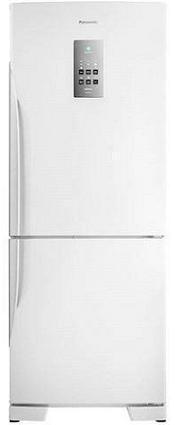 Refrigerador Duplex Frost Free Inverter 425L Panasonic NR-BB53PV3WA (branco)