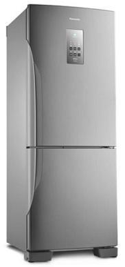 Refrigerador Duplex Frost Free Inverter 425L Panasonic NR-BB53PV3XA (aço escovado)