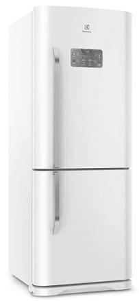 Refrigerador Duplex Frost Free Inverter 454L Electrolux IB53 (freezer na parte inferior/branco)