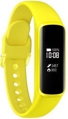 Relogio Inteligente Samsung Galaxy FIT E SM-R375NZYAZTO (Amarelo)