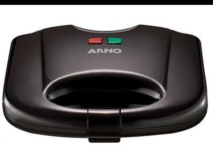 Sanduicheira  Arno SCAB/8000035844 (preto)