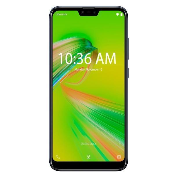 Smartphone Asus Zenfone Max Shot Plus 64GB ZB634KL (preto)