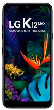 Smartphone LG K12 Max 32GB LM-X520BMW (Preto)