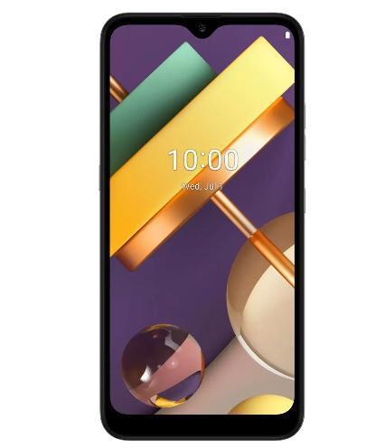Smartphone LG K22 32GB LM-K200BMW (titanio)