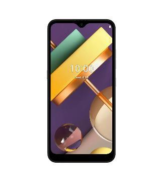 Smartphone LG K22+ 64GB LM-K200BAW (titanio)