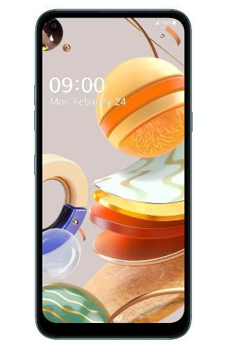 Smartphone LG K61 128GB LM-8Q630BAW (branco)