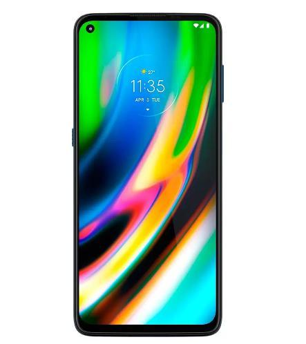 Smartphone Motorola G9 Plus 128GB XT2087-1 (azul indigo)