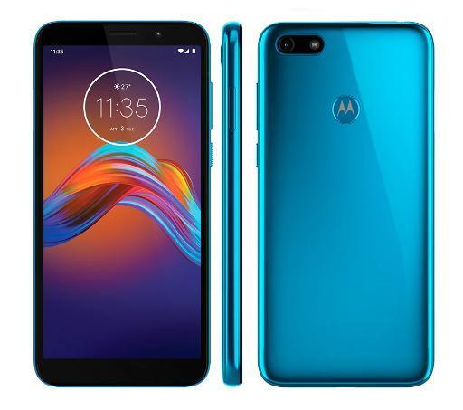 Smartphone Motorola Moto E6 Play 32GB XT2029-3 (azul metálico)