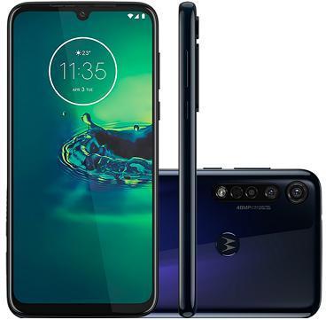 Smartphone Motorola Moto G8 Plus 64GB XT2019-2 (azul safira)