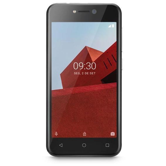 Smartphone Multilaser E 32GB P9128 (preto)