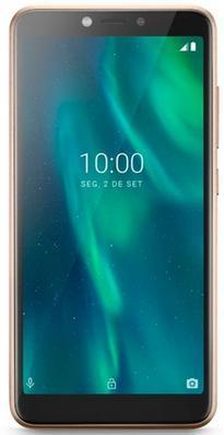 Smartphone Multilaser Tablet-Mini F 16GB NB770 (Dourado)