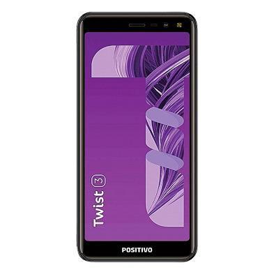 Smartphone Positivo Twist 3 32GB S513 (preto)