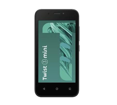 Smartphone Positivo Twist 3 Mini Dual 16GB S431B (dourado)