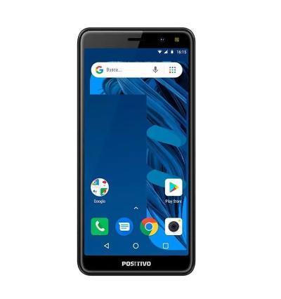 Smartphone Positivo Twist 3 Pro Dual 64GB S533 (grafite)