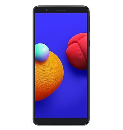 Smartphone Samsung Galaxy A01 Core Duos 32GB SM-A013M/DS (preto)